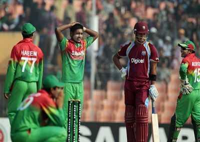 West Indies vs Bangladesh 1st ODI HighlightsJuly 22, 2018
