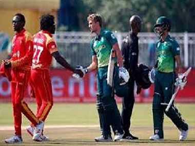 South Africa vs Zimbabwe 2nd ODI Match Highlights– October 3 2018