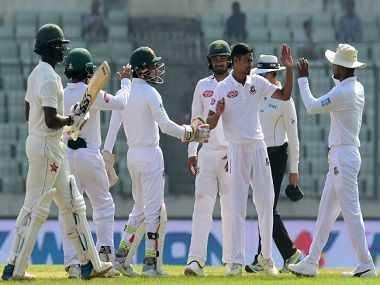 Bangladesh vs Zimbabwe 2nd Test Match Day 5 Highlights– November 15 2018