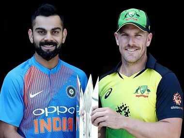 India vs Australia 1st T20I Match Highlights– November 21 2018