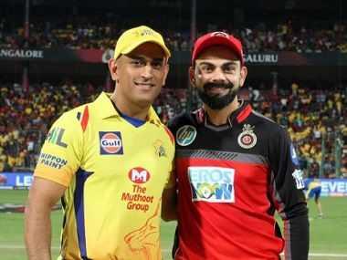 Chennai Super Kings vs Royal Challengers Bangalore 1st Match Indian Premier League 2019