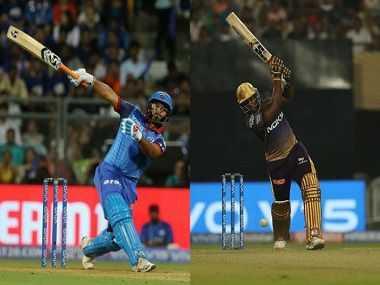 Delhi Capitals vs Kolkata Knight Riders 10th Match Live Score IPL 2019