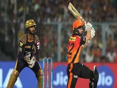Sunrisers Hyderabad vs Kolkata Knight Riders 2nd Match Indian Premier League 2019