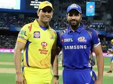 Mumbai Indians Chennai Super Kings Fight For Their 4th Ipl