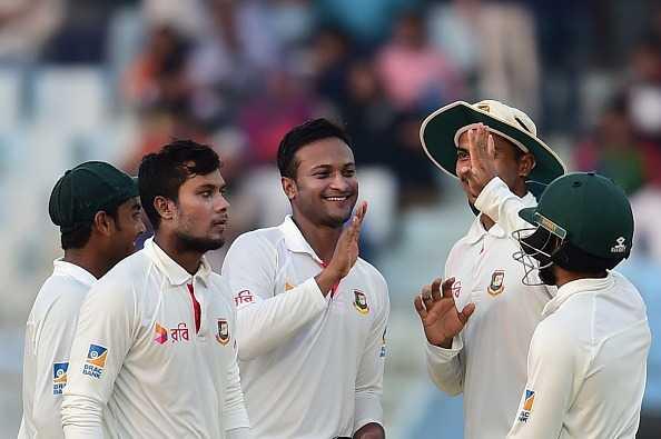 Shakib Al Hasan Bangladesh Test Captain