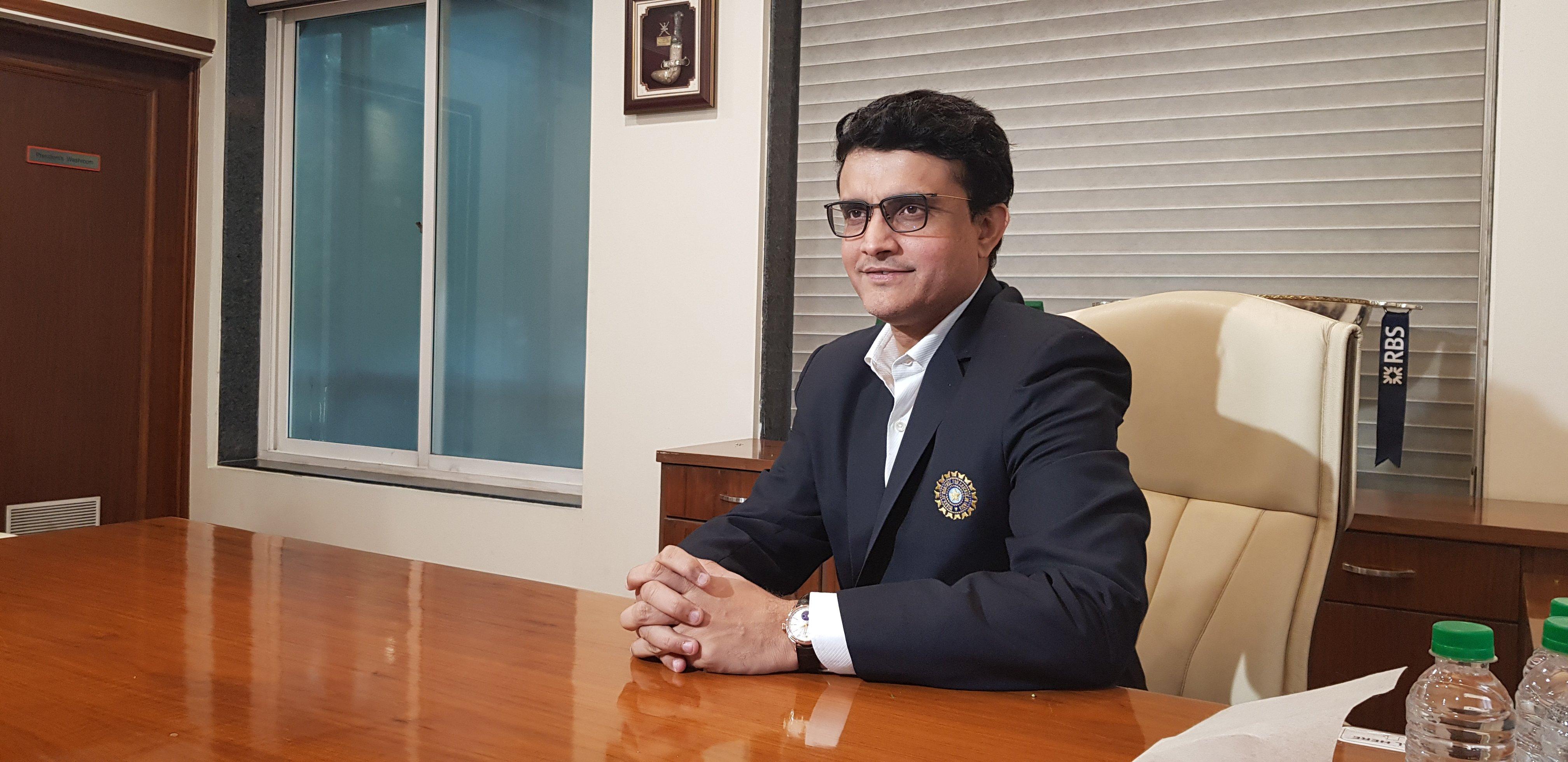 Sourav Ganguly, BCCI, India