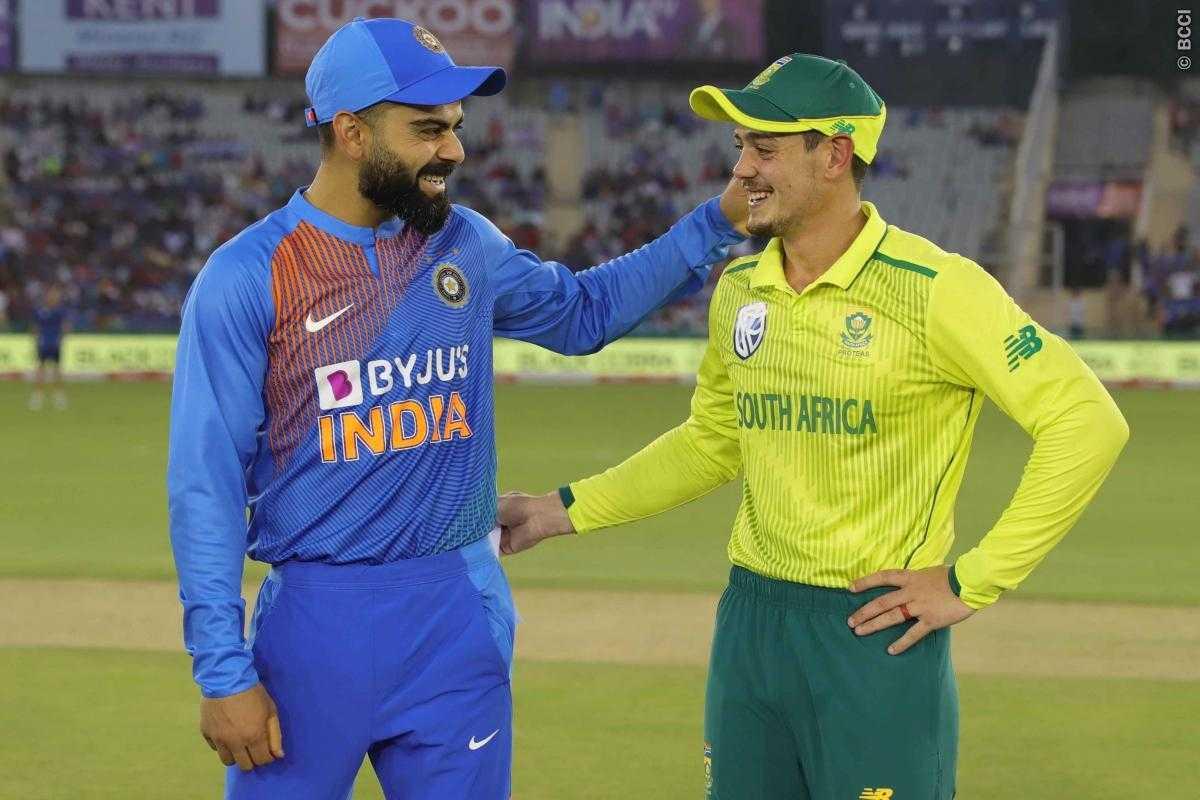 CSA, India vs South Africa 2020, India, South Africa, Coronavirus